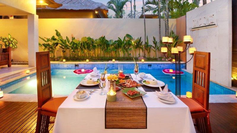 4d 3n Honeymoon Package Bhavana Private Villas Bali